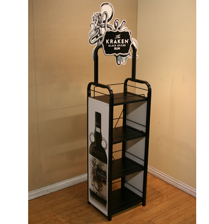 Food Service Display Racks